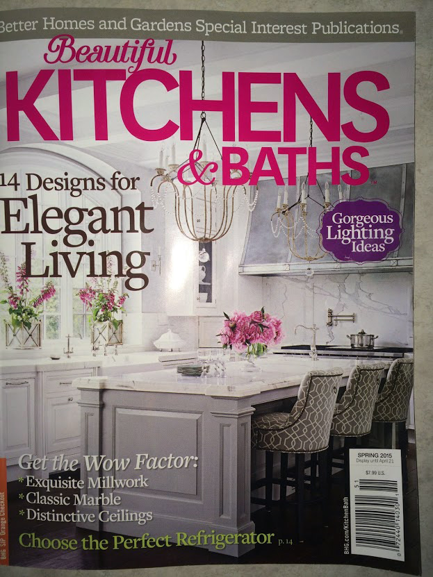 Featured in Beautiful Kitchens & Baths – Spring 2015 Issue ...