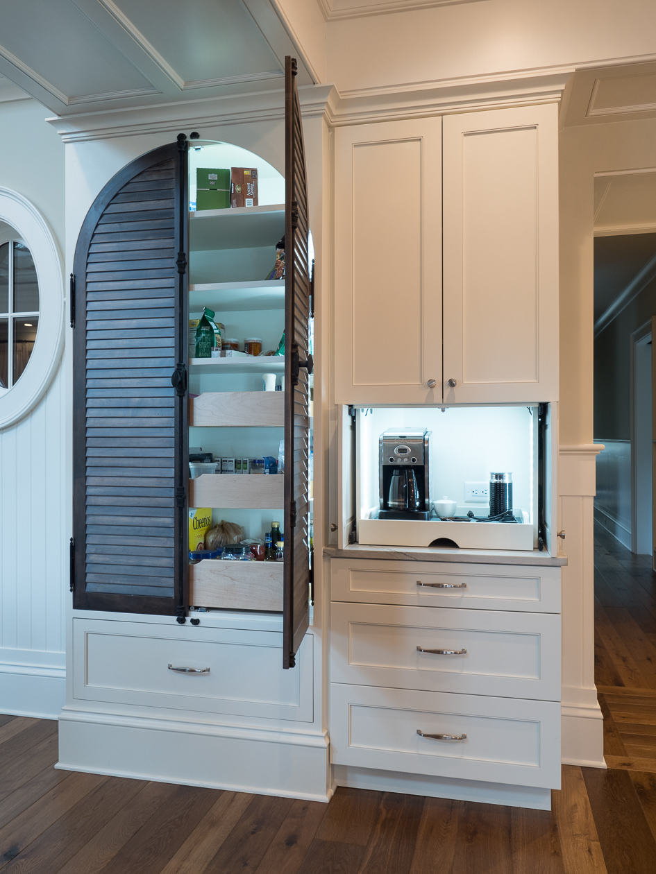 Kitchen Cabinets – William C. Pritchard Co.